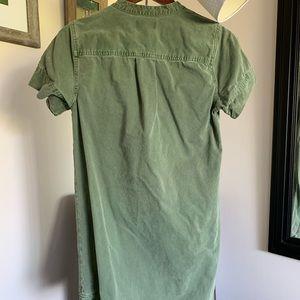 J. Crew Dresses - JCrew Cargo Shift Dress
